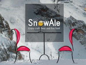 SnowAle: la birra trentina sale in quota a Folgarida