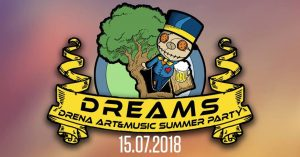 Prima edizione di Dreams – Art & Music Beer Festival
